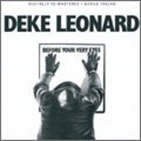 Deke Leonard Before Your Very Eyes CD