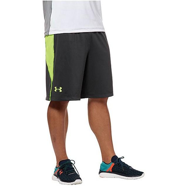 (セール)UNDER ARMOUR(アンダーアーマー)メンズスポーツウェア ショートパンツ UA HIITショーツ #MTR8318 メンズ SLG