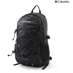 (セール)Columbia(コロンビア)トレッキング アウトドア トレッキングバッグ~30L未満 キャッスルロック 25L バックパック PU8034-010 O/S BLACK WHITE