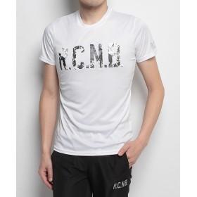 (セール)Number(ナンバー)ランニング メンズ半袖Tシャツ R.C.N.B.アーバンツリーTシャツ NB-S18-302-011 メンズ ホワイト