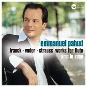 エマニュエル・パユ フランク&R.シュトラウス:フルート・ソナタ集 CD