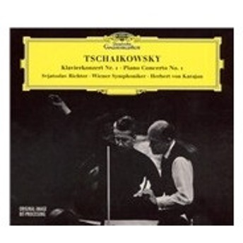 ベルリン・フィルハーモニー管弦楽団 Tchaikovsky: Piano Concerto No.1 Op.23 (10/1962), Variations on a Rococo The CD