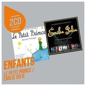 Original Soundtrack Le Petit Prince / Emilie Jolie CD