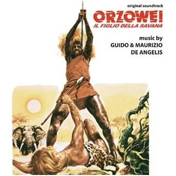Guido De Angelis Orzowei Il Figlio Della Savana<限定盤> CD