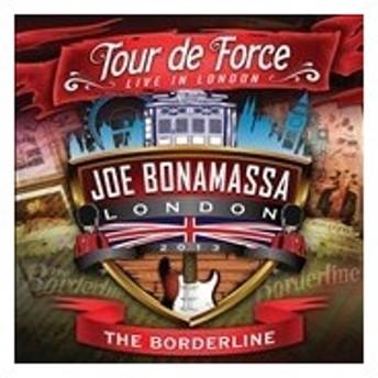 Joe Bonamassa Tour De Force: Live in London-The Borderline CD