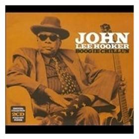 John Lee Hooker Boohie Chillin CD