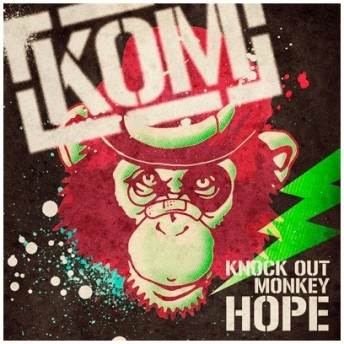 KNOCK OUT MONKEY HOPE<タワーレコード限定> 12cmCD Single