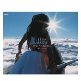 MISIA LOVE IS THE MESSAGE CD