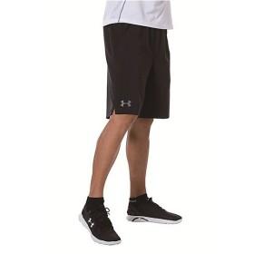 (セール)UNDER ARMOUR(アンダーアーマー)メンズスポーツウェア ショートパンツ UA HIITウーブンショーツ #MTR8314 メンズ BLK
