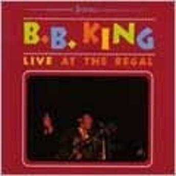 B.B. King Live at the Regal CD