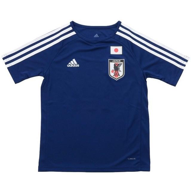 (セール)adidas(アディダス)サッカー 日本代表 KIDS サッカー日本代表 ホームレプリカTシャツ NO10 CZO82 CJ3989 ボーイズ ブルー