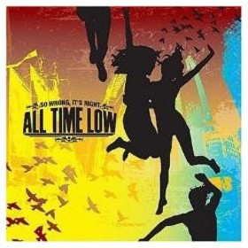 All Time Low So Wrong,It's Right CD