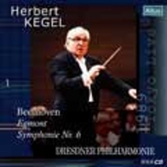 ヘルベルト・ケーゲル Beethoven : Symphony no 6, Egmont overture / Kegel, Dresden PO CD