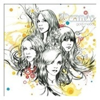 The Donnas Gold Medal CD