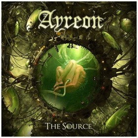 Ayreon The Source [2CD+DVD] CD