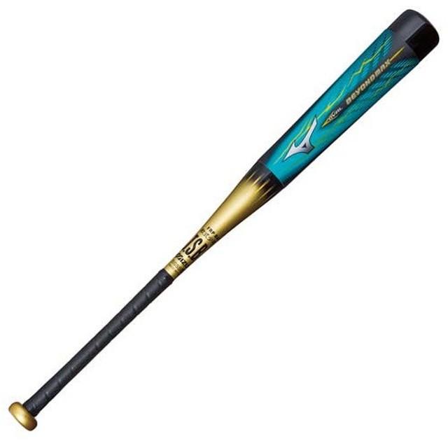 (送料無料)MIZUNO(ミズノ)野球 少年軟式メタルバッド 軟式メタルバッド ビクトリーステージ ビヨンドマックスオーバル FPR製 1CJBY10476 ボーイズ 37 37
