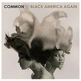 Common Black America Again CD