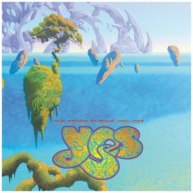 Yes The Studio Albums 1969-1987 CD