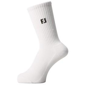 FOOTJOY(フットジョイ)ゴルフ アクセサリー 17 プロドライ クルー WT FJSK101WT メンズ WHT