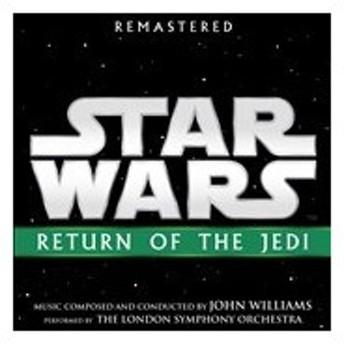 Original Soundtrack Star Wars: Return of the Jedi CD