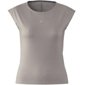 (セール)C3fit(シースリーフィット)ランニング レディース半袖Tシャツ パワードライティー 3FW46302 レディース LH