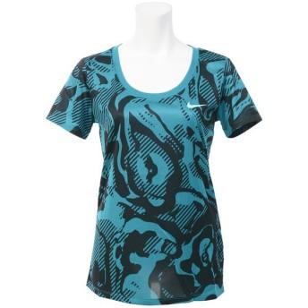 (セール)NIKE(ナイキ)レディーススポーツウェア Tシャツ ナイキ ウィメンズ ドライ レジェンド フローラル Tシャツ 851585-467 レディース ブラステリー