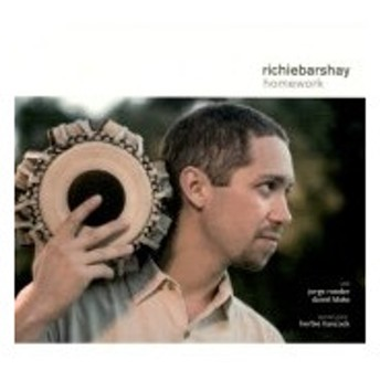 Richie Barshay Homework : Featuring Herbie Hancock (US) CD