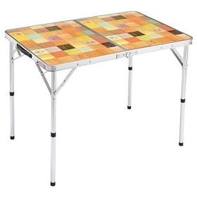 (セール)COLEMAN(コールマン)キャンプ用品 ファミリーテーブル キャンプ用品 リビングテーブル 90 2000013119