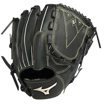 (セール)MIZUNO(ミズノ)野球 軟式グローブ一般 グローブ 軟式用 グローバルエリート ダイヤのA 沢村モデル 右投げ用 10 1AJGR90001 メンズ 9 ブラック
