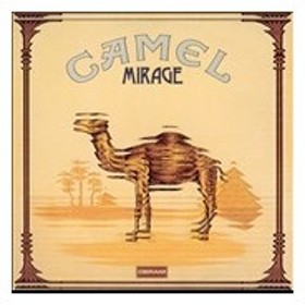 Camel (Rock) Mirage CD