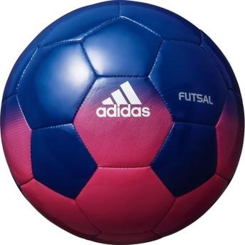 (セール)adidas(アディダス)フットサルボール オリジナル フットサル AFF4809P FS4 パープルxピンクxホワイト