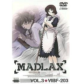【DVD】【10%OFF】MADLAX(3)/