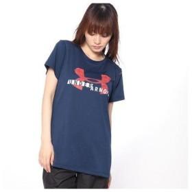 アンダーアーマー UNDER ARMOUR レディース 半袖機能Tシャツ UA Tech SSC Graphic 1318143