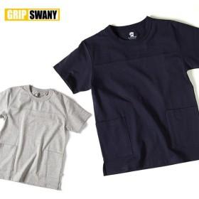 GRIP SWANY グリップスワニー CAMP POCKET T SHIRT キャンプポケットTシャツ GSC-23 【半袖/キャンプ/アウトドア/Tシャツ】