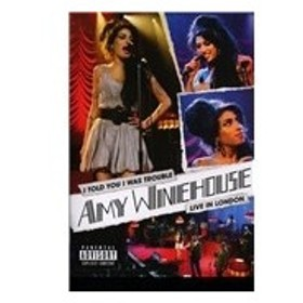 Amy Winehouse I Told You Was Trouble : Live In London (Intl Ver.) DVD