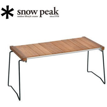 スノーピーク (snow peak) テーブル IGTスリム IGT Slim CK-180 【SP-INGT】【FUNI】【TABL】 アイアングリルテーブル