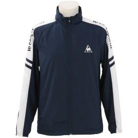 (セール)le coq sportif(ルコックスポルティフ) メンズスポーツウェア ウインドアップジャケット ウインドジヤケツト QB-570363 メンズ NVY