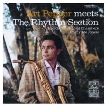 Art Pepper Art Pepper Meets The Rhythm Section CD