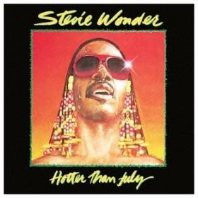 Stevie Wonder ホッター・ザン・ジュライ SHM-CD