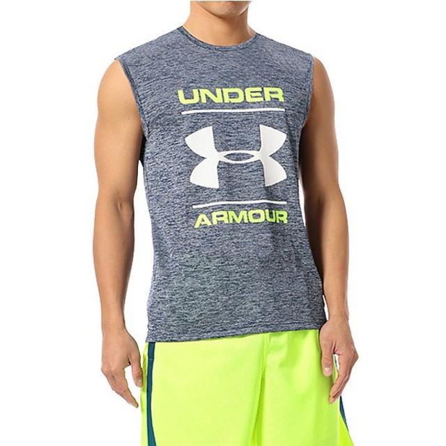 (セール)UNDER ARMOUR(アンダーアーマー)メンズスポーツウェア 半袖機能Tシャツ UAテックSL GP  MTR2871 BOT メンズ BOT