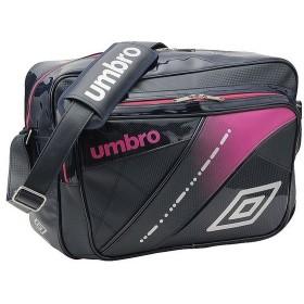 (送料無料)UMBRO(アンブロ)スポーツアクセサリー エナメルバッグ ラバスポショルダ- L UJA1767 NVPK メンズ F NVPK