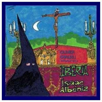 オリヴィエ・シャウズ アルベニス: 組曲「イベリア」(全曲) CD