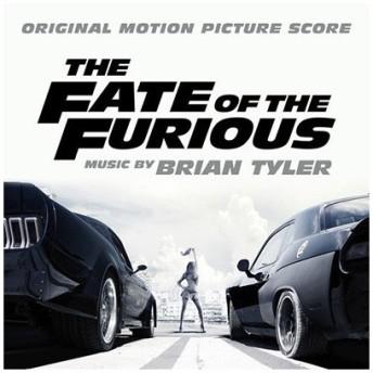 Original Soundtrack The Fate Of The Furious CD