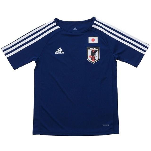 (セール)adidas(アディダス)サッカー 日本代表 KIDS サッカー日本代表 ホームレプリカTシャツ NO17 CZO84 CJ3991 ボーイズ ブルー