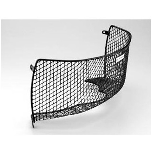 US HONDA 北米ホンダ純正アクセサリー フロントインナーバスケット(ブラック) (Front Inner Basket (Black)) HONDA METROPOLITAN 2007