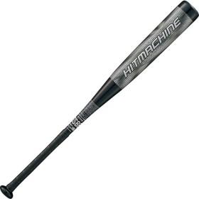 (セール)ZETT(ゼット)野球 少年軟式メタルバッド JR.ナンシキFRPバットHITMACHINE BCT77878-1900 . ジュニア ブラック 1900