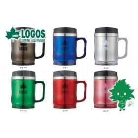 LOGOS/ロゴス プリメイヤーマグ キャンプ バーベキュー ツーリング フィッシング トレッキング マグカップ 蓋付きタンブラー