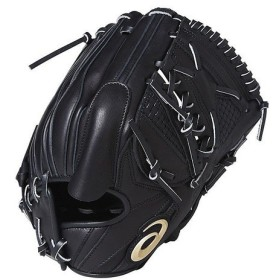 (送料無料)ASICS(アシックス)野球 軟式グローブ一般 ナンシキ.GS.プロモデル BGR7PR.90 メンズ LH ブラツク