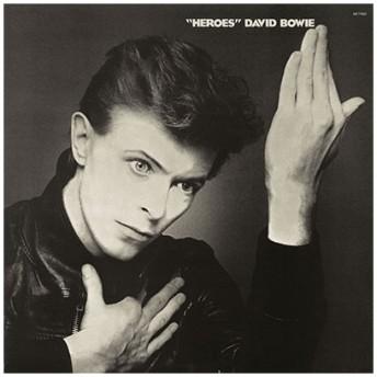 David Bowie Heroes (2017 Remastered Version) CD