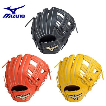 ミズノ 野球 少年軟式グラブ オールラウンド用 ジュニア 少年軟式用 グローバルエリート RG Hselection02 オールラウンド用 1AJGY18300 MIZUNO